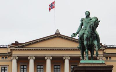 Den norske kongefamilien