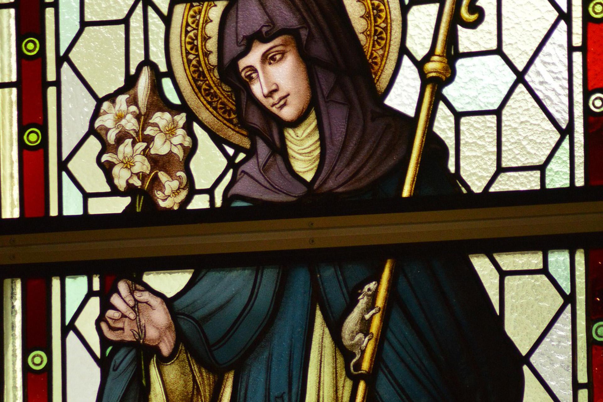 Gertrude av Nivelles, Gjertrudsmesse